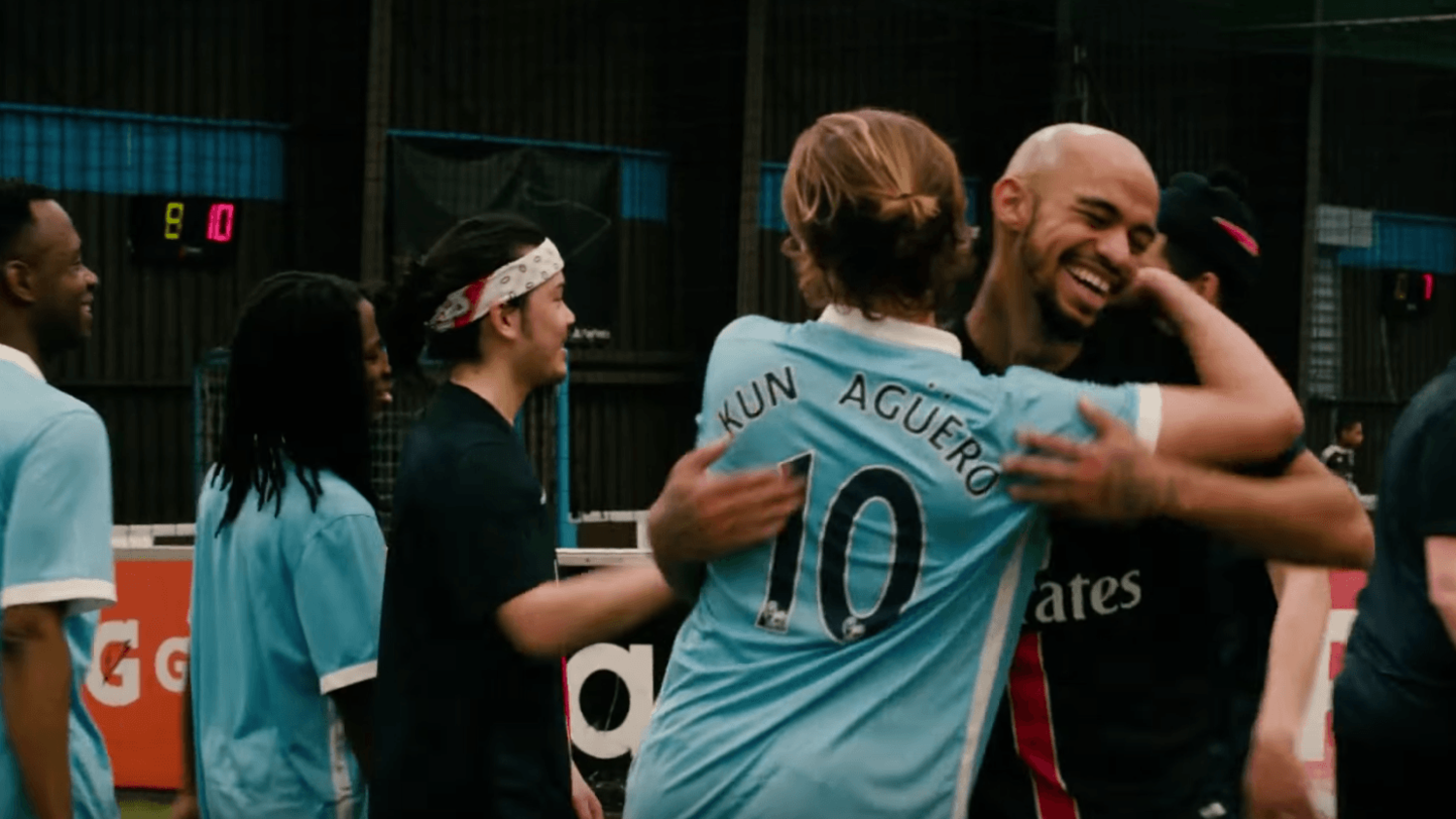 Can £1 billion buy you football happiness? PSG vs Manchester City - #UCLAwayDays