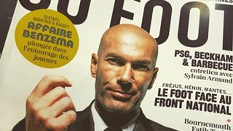 Zidane Interview: