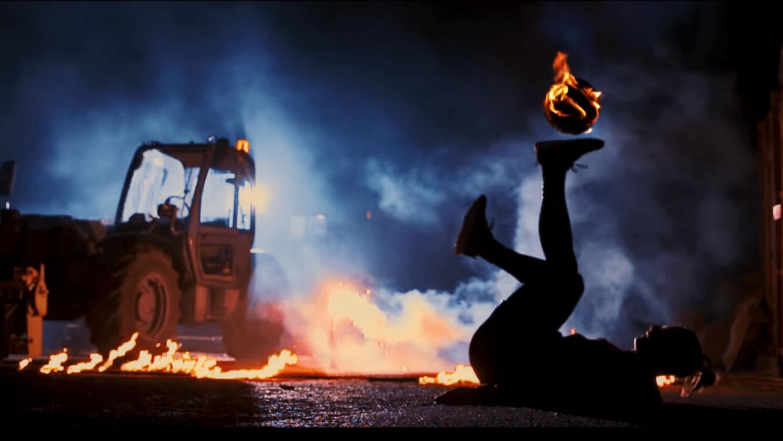 Epic Fireball Football ft Joltter, Andrew Henderson & Melody Donchet