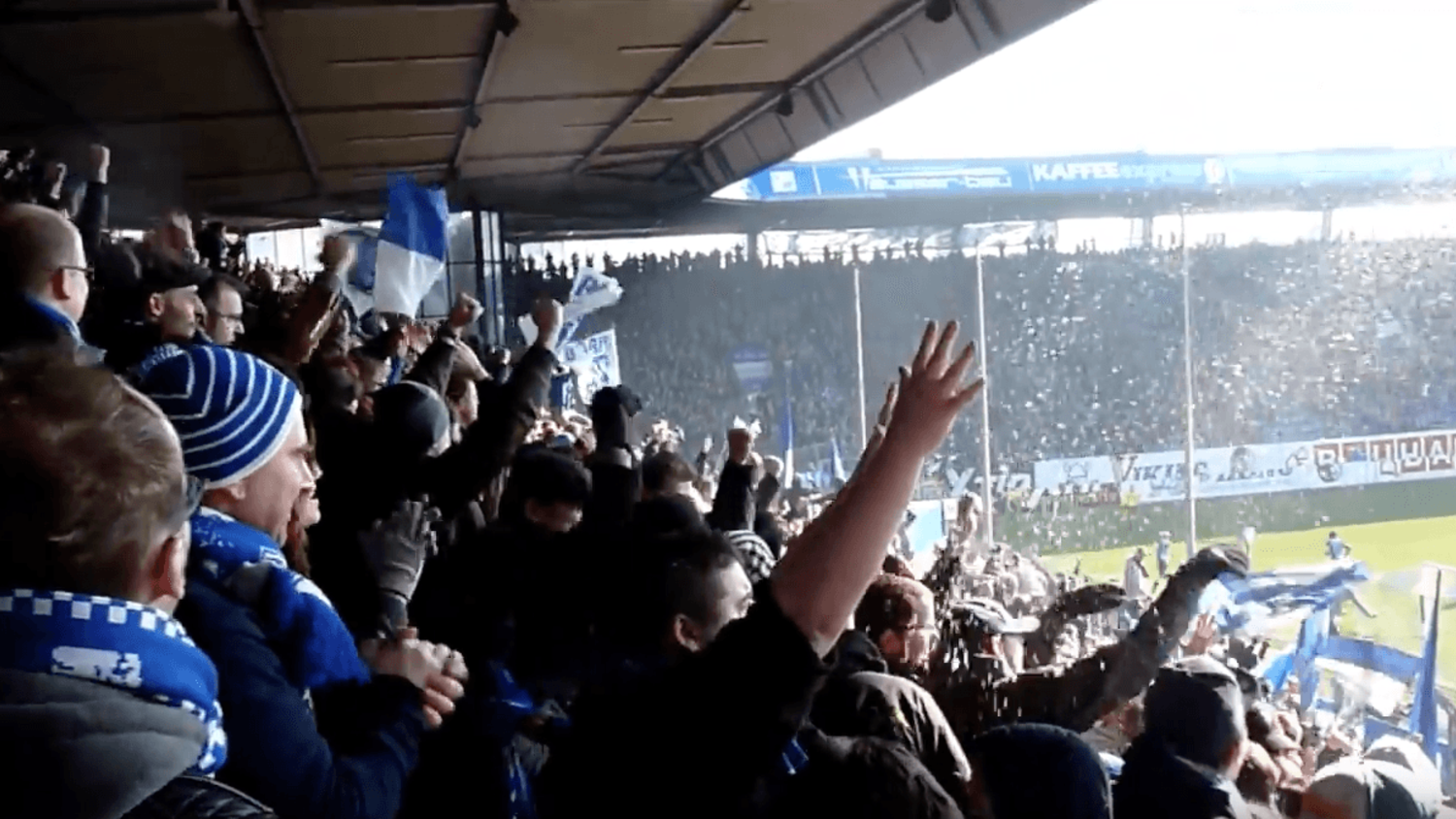 Two Englishmen in Germany:  Where the Beautiful Game is Alive and Well