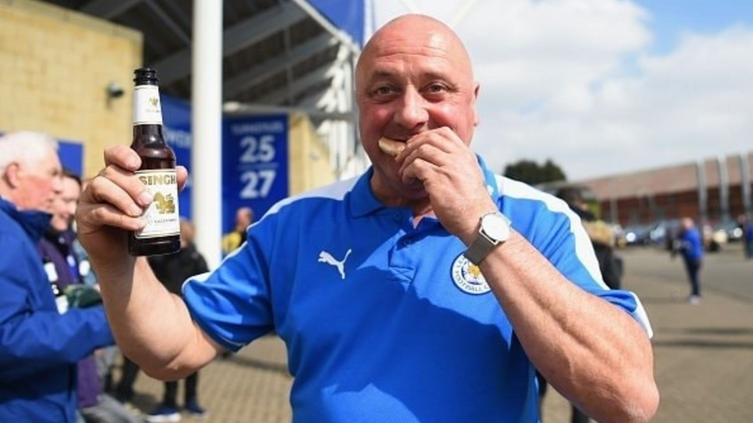 How the internet reacted to Leicester City going seven points clear