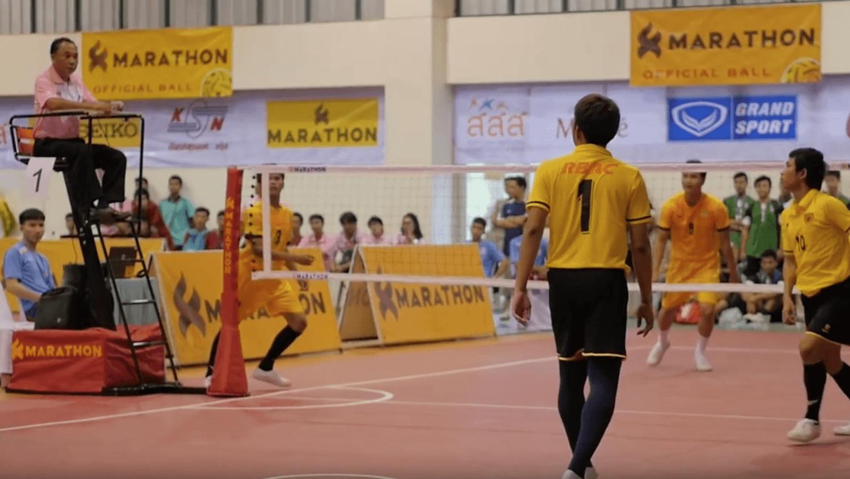 Sepak Takraw: The Best Sport You've Never Heard Of