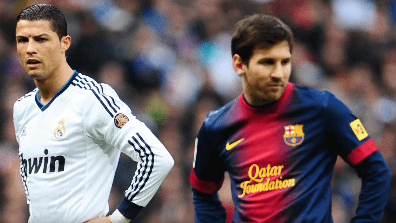 Top 10 El Clasico Moments Ever ft. Ronaldinho & Ronaldo