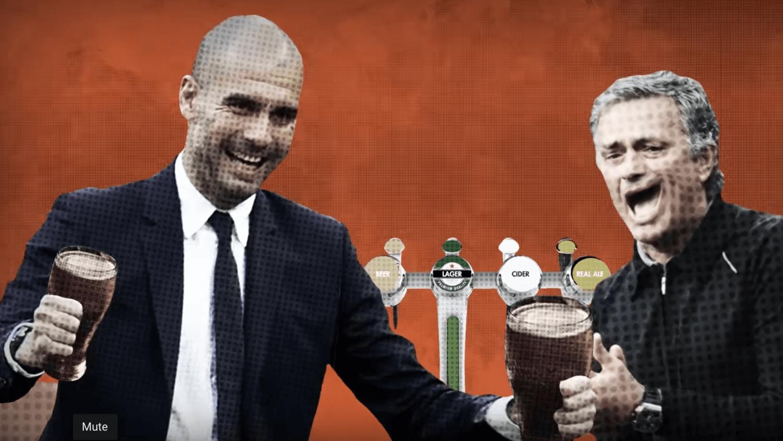 Pep's Man City vs Jose's Man United: The Future Manchester Derby