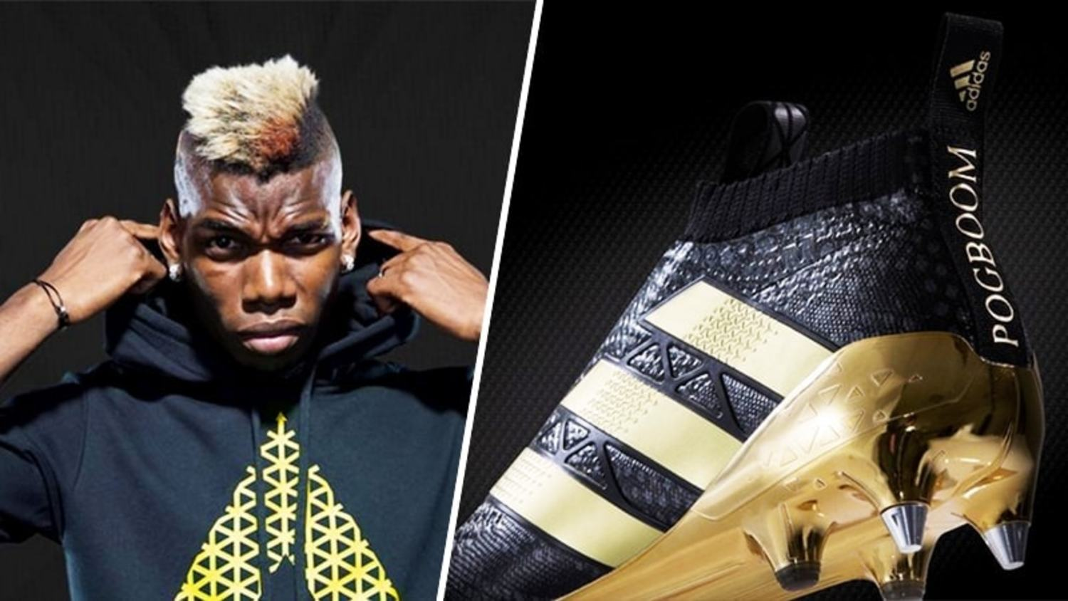 Pogba Joins Adidas, Creates Own Boot: The Boss of Swagger