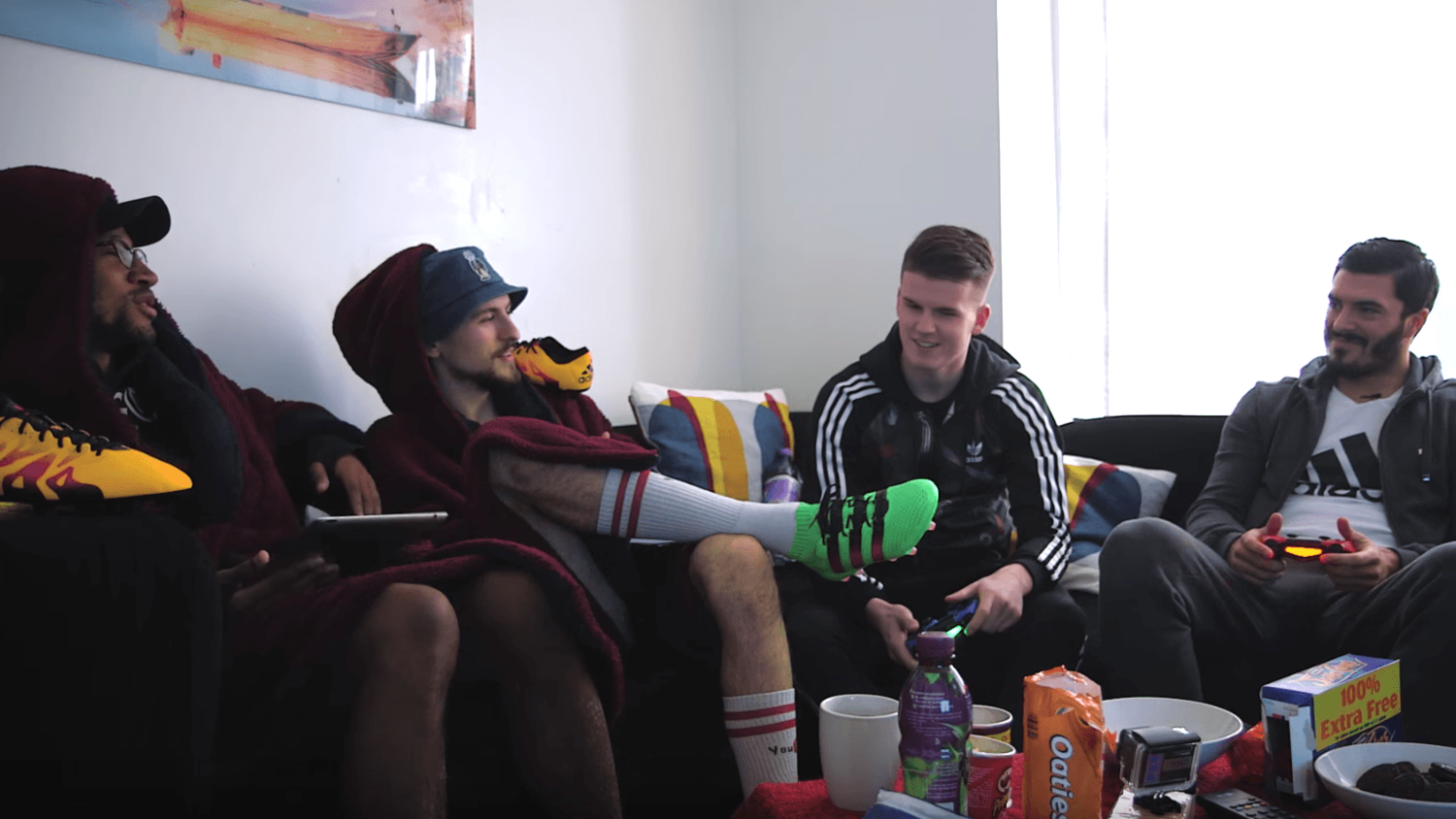 FIFA and Chill with James Tomkins and Sam Byram!