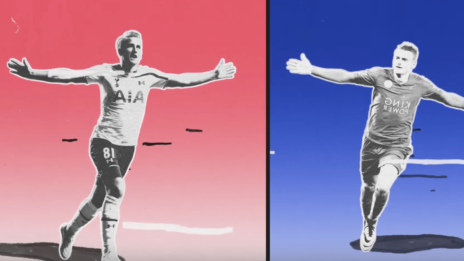 Harry Kane vs Jamie Vardy - Who is the best English striker?