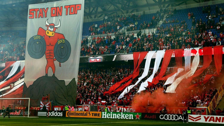 The Best Tifos From MLS Week 1