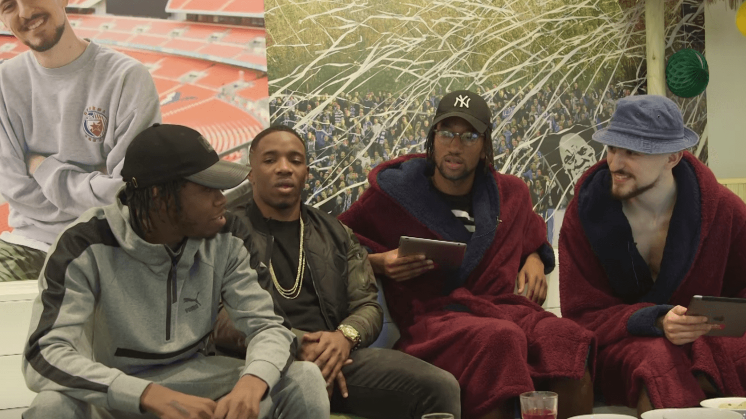 FIFA and Chill with Krept and Konan chatting Messi, Liverpool & more!