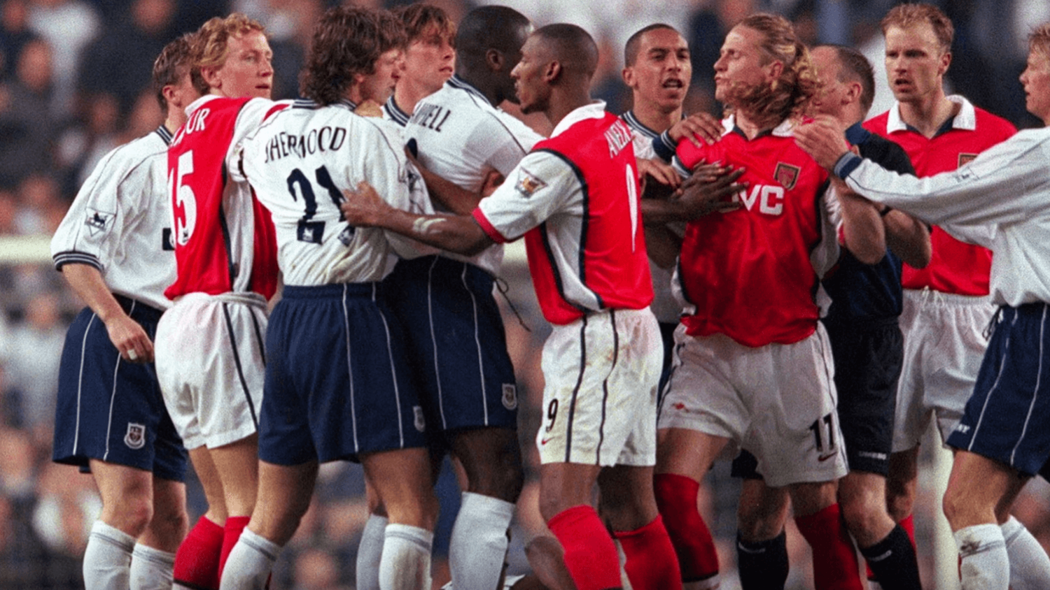 Top 10 Shocking NLD Moments Between Arsenal and Spurs