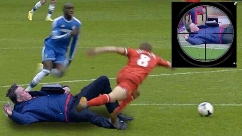 How The Internet Reacted to Louis Van Gaal's Flop