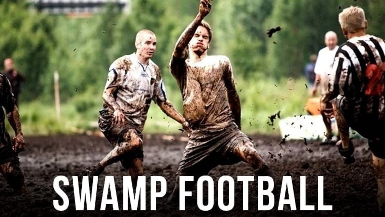 Swamp Football: The ugliest way to play the beautiful game?