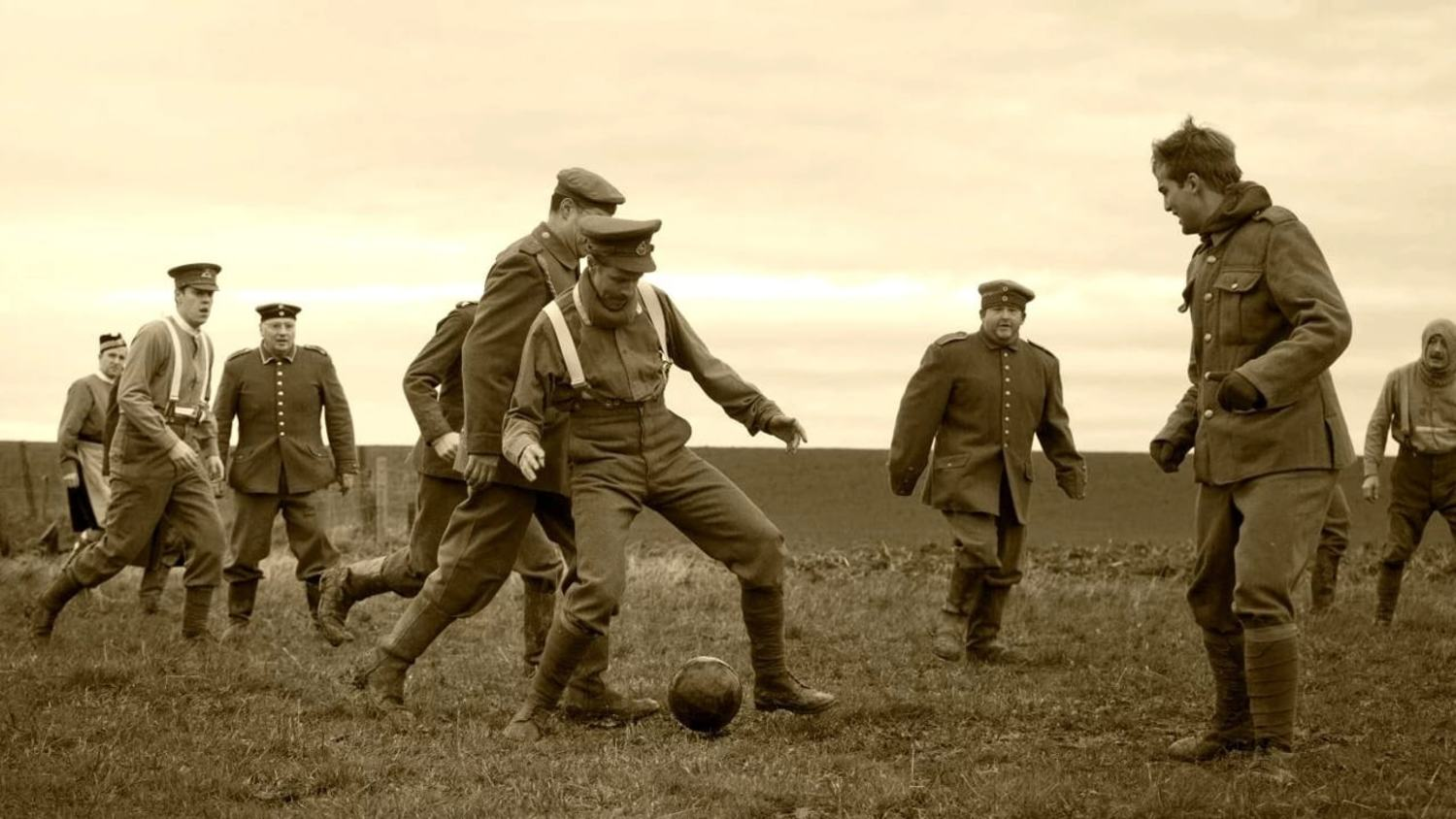 The WWI Christmas Truce | UCL Away Days