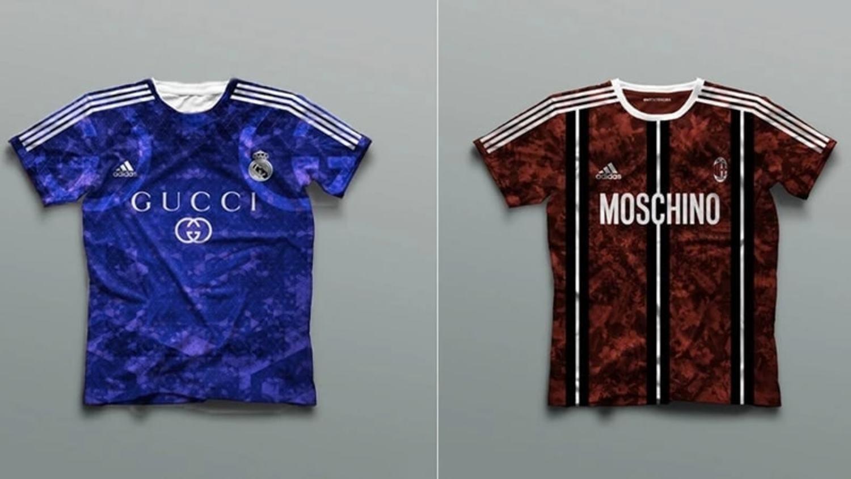 Designer Inspired Concept Football Kits