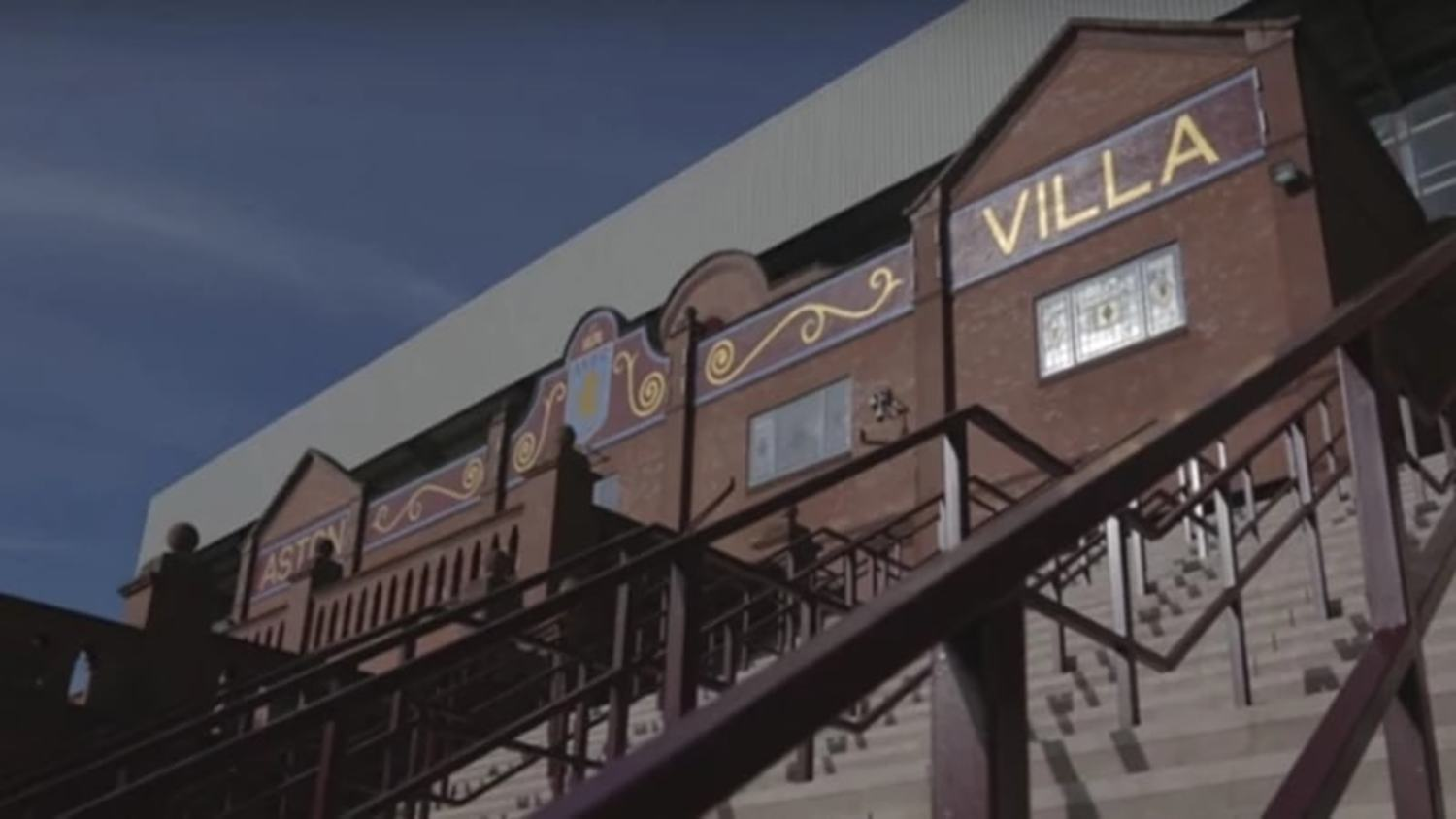 Life at the Bottom: Being an Aston Villa Fan