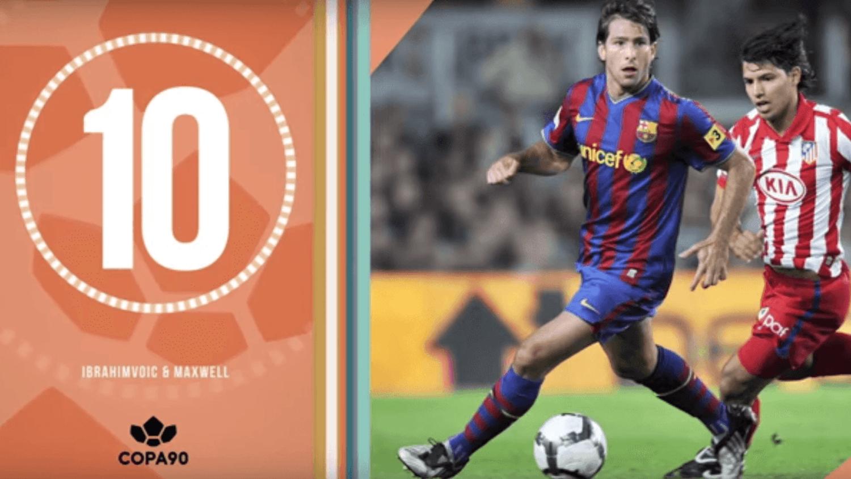 Top 10 Football Bromances ft. Zlatan, Reus & Ozil