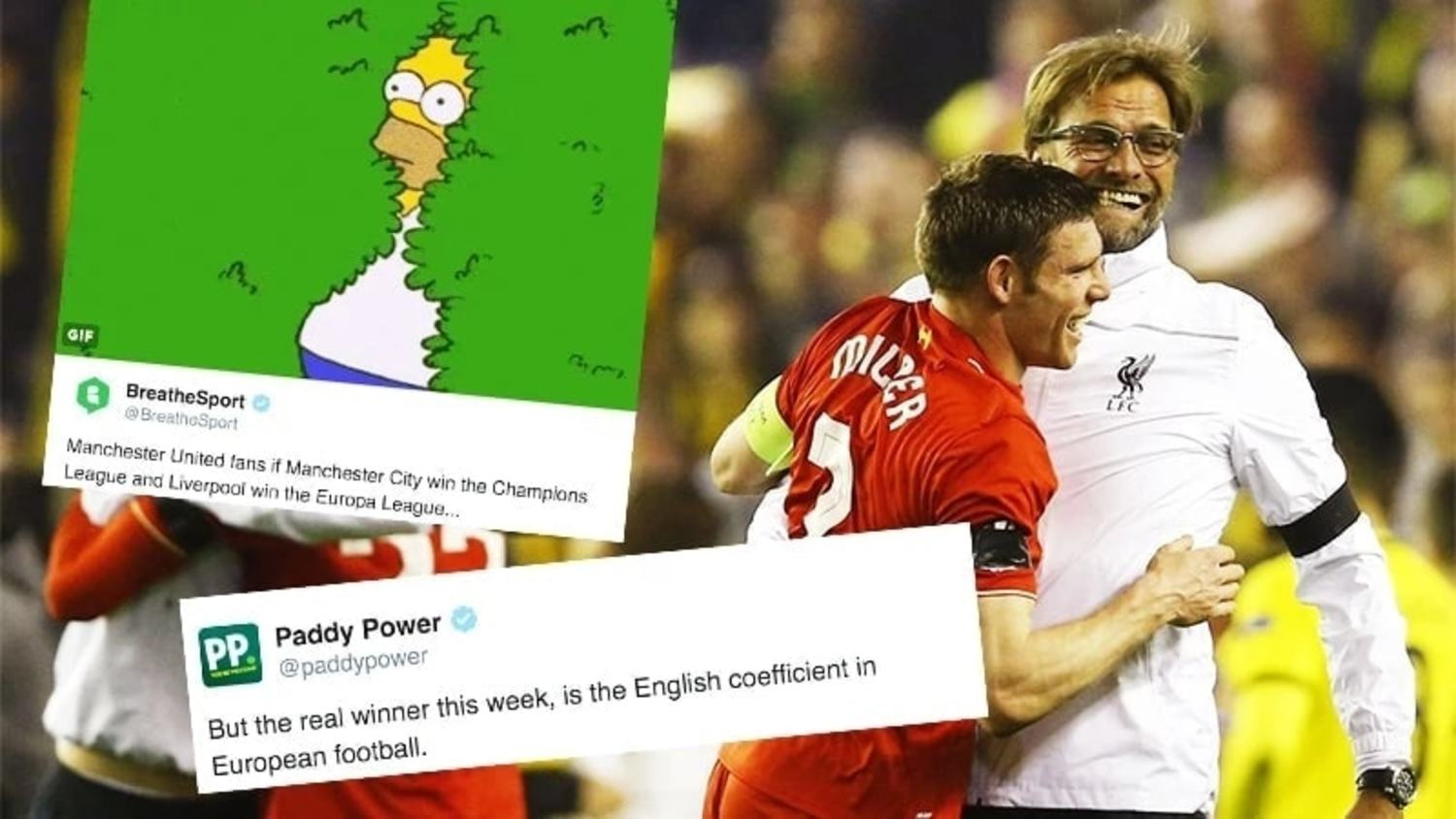 How the Internet Reacted to Liverpool's Unbelievable Comeback vs Dortmund