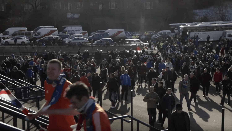 The Old Firm Derby - Celtic v Rangers