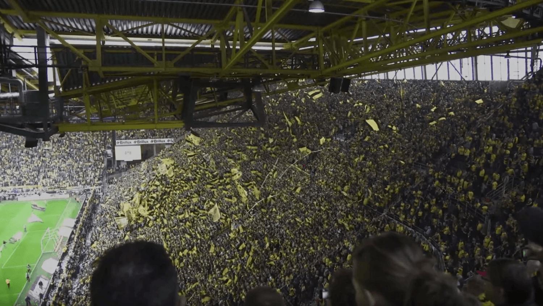 Jurgen Klopp Says Goodbye to Dortmund