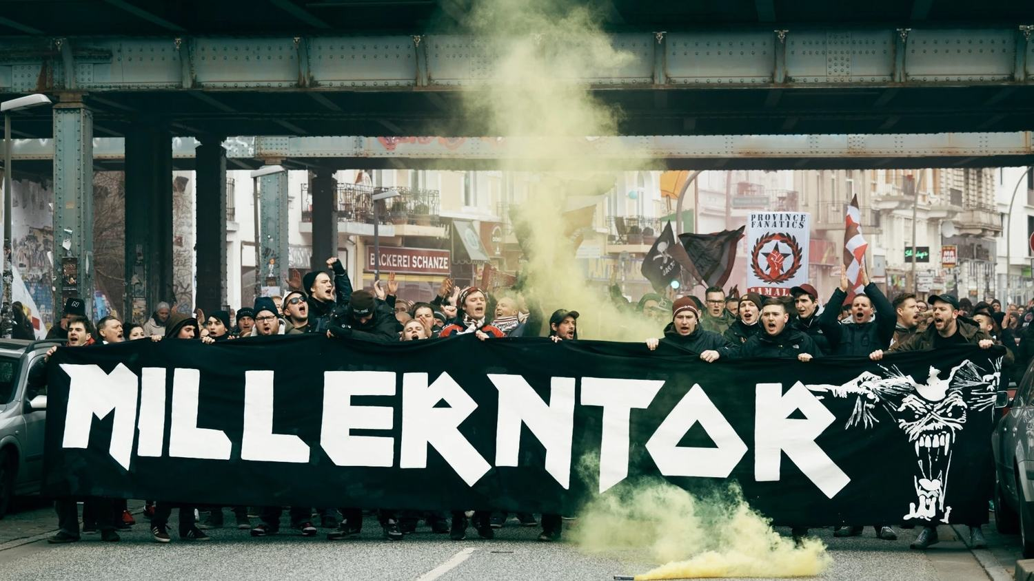 St. Pauli Punks Fight for the Football Club They Want!