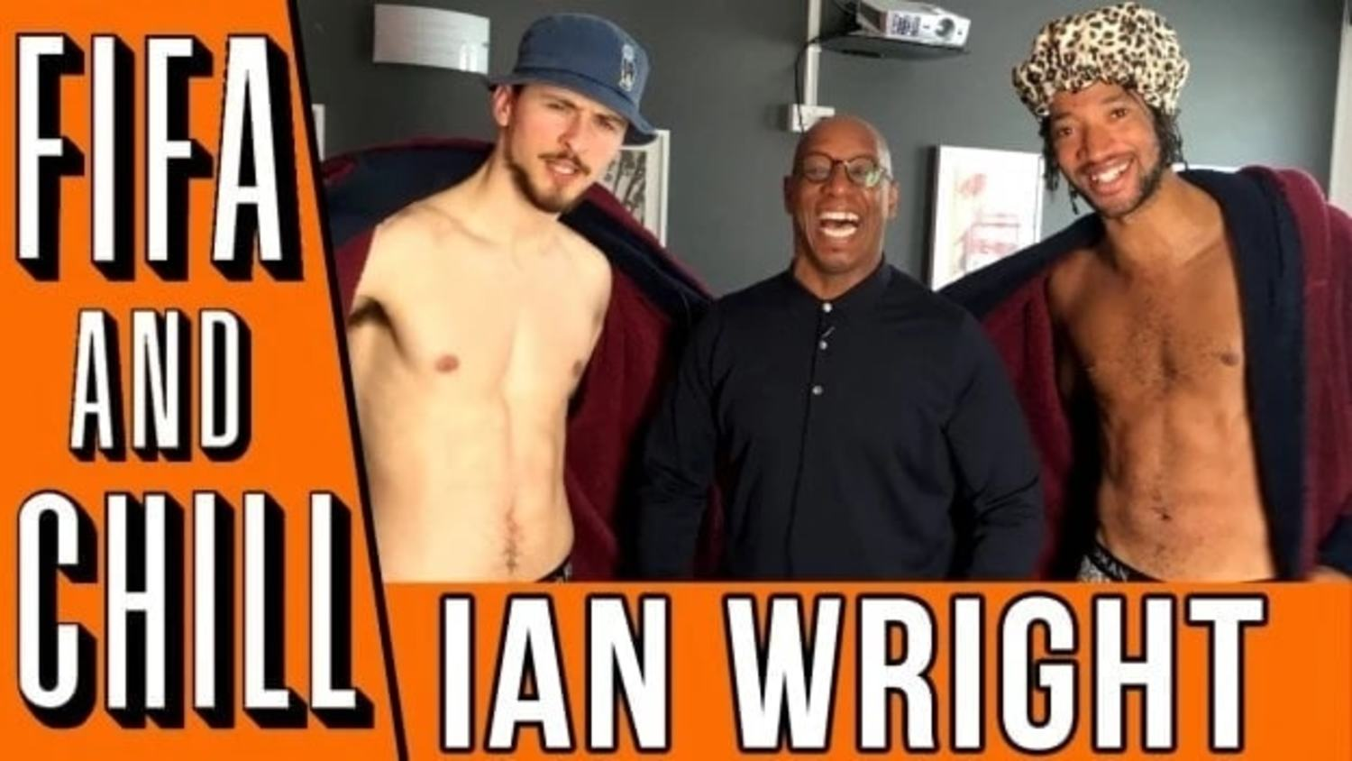 FIFA and Chill with Ian Wright: On England, Wilshere & more!