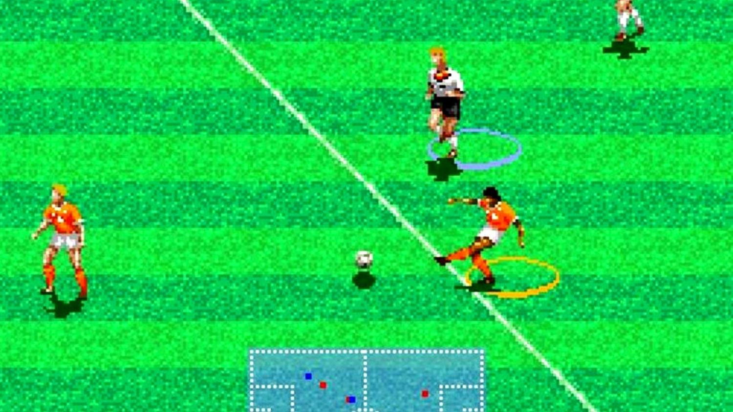 Do you remember these retro football games?