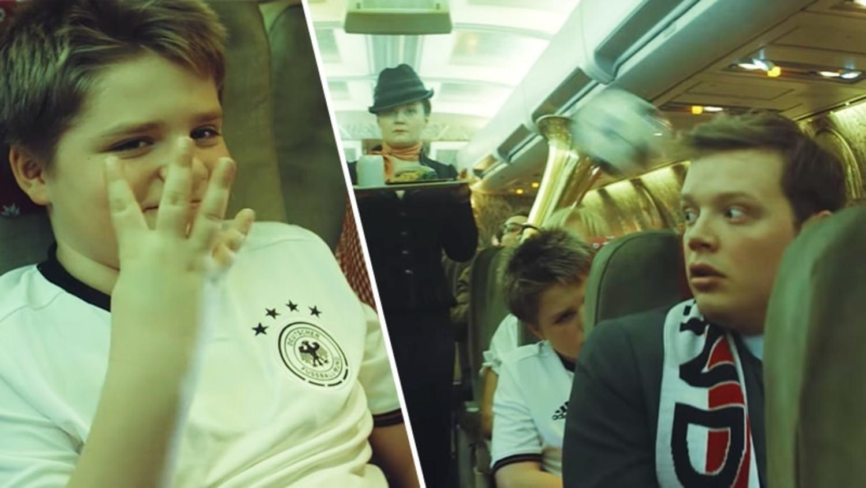 German Airline Trolls English Fans Before 2016 Euros