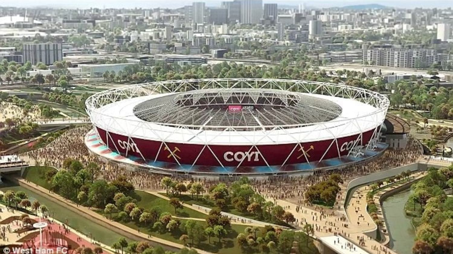 Same Old West Ham…….. Taking the P*ss