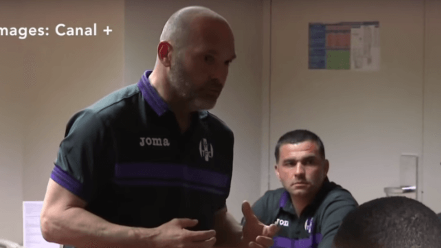 Watch The Incredibly Emotional Manager's Speech That Kept Toulouse In Ligue 1