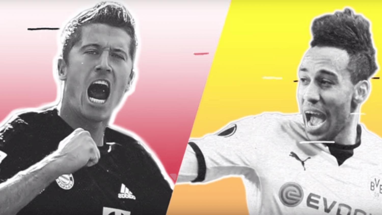 Lewandowski vs Aubameyang: Who is the better striker?