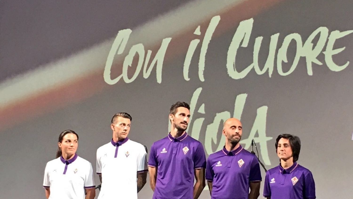 Fiorentina's Kit Launch was as Dope as the Kits themselves!