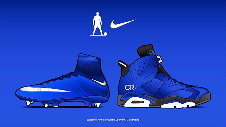 Unbelievable Air Jordan x CR7 Boot Designs