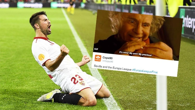 Best Reactions to Sevilla Winning Europa League Final