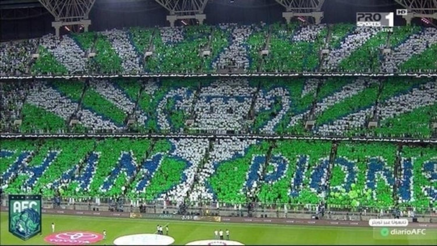 Al Ahli Celebrate Title with Epic Choreo!