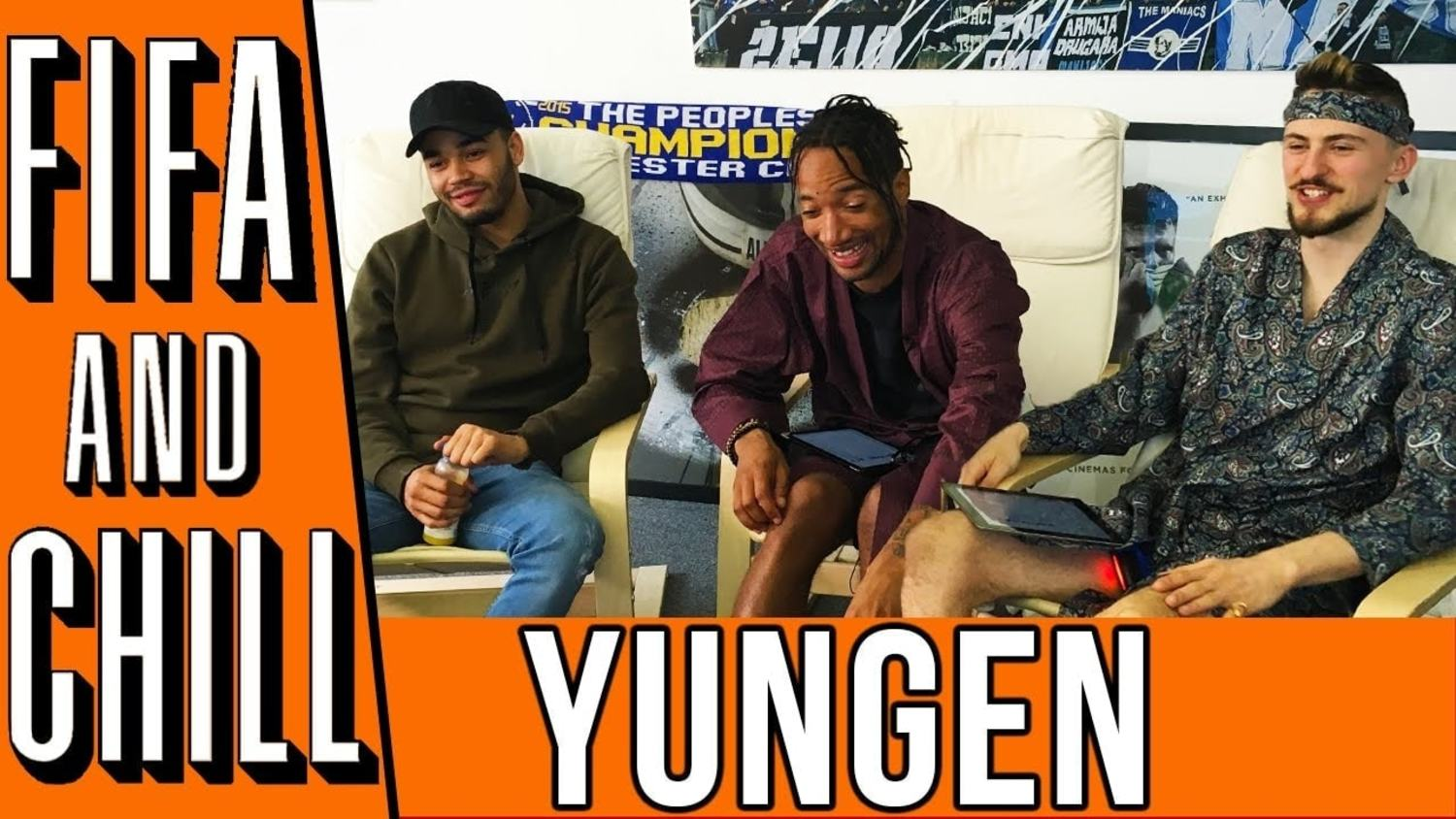 FIFA and Chill with Yungen: On Liverpool, Klopp and more!