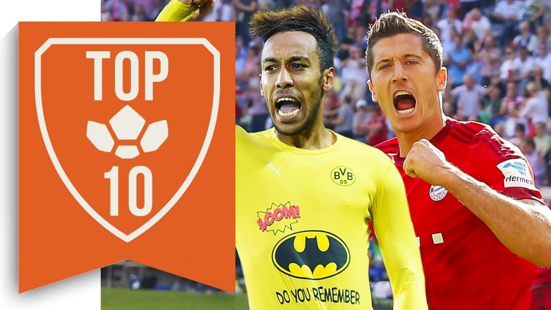 Top 10 Bundesliga Players of the Season