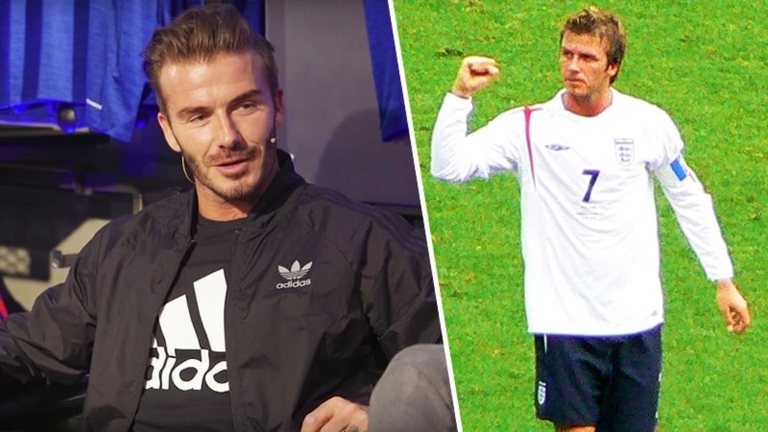 David Beckham Discusses England's Chance at 2016 Euros