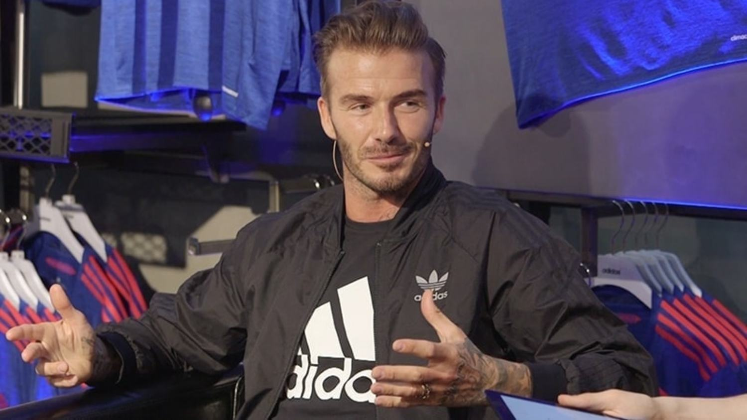 David Beckham Reveals His Ideal Signings for his Miami Club