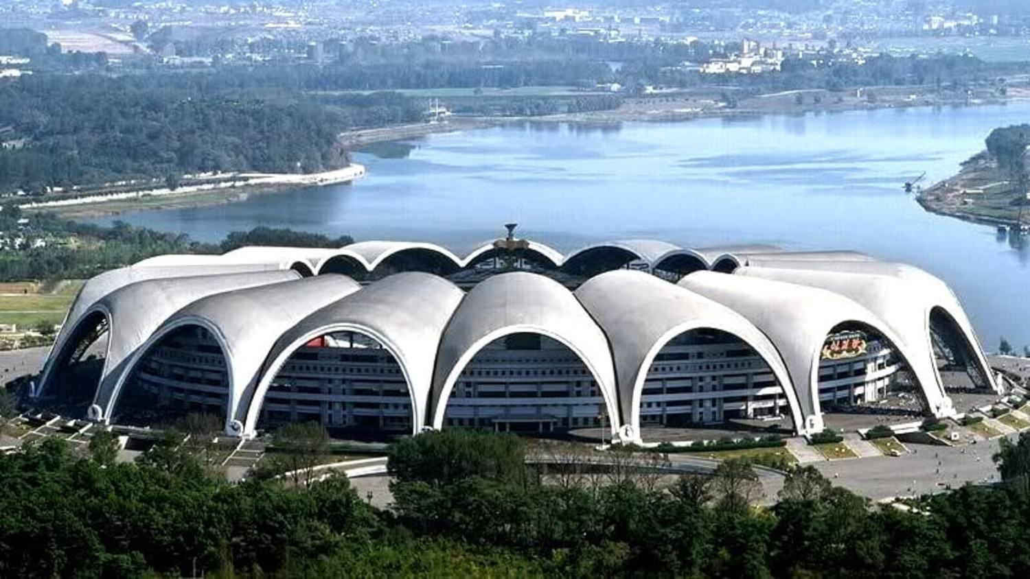 The Top 5 Biggest Football Stadiums