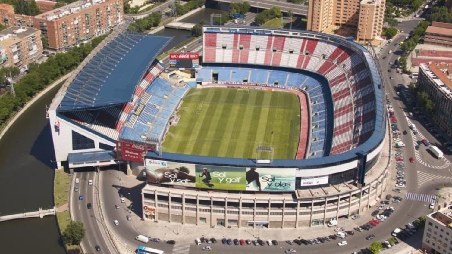 Stadium Guide: Vicente Calderon, Atletico Madrid