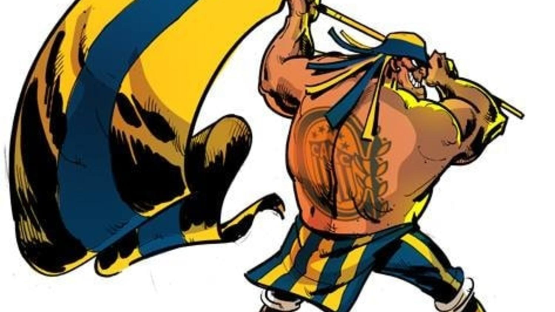 Introducing: Barras El Comic