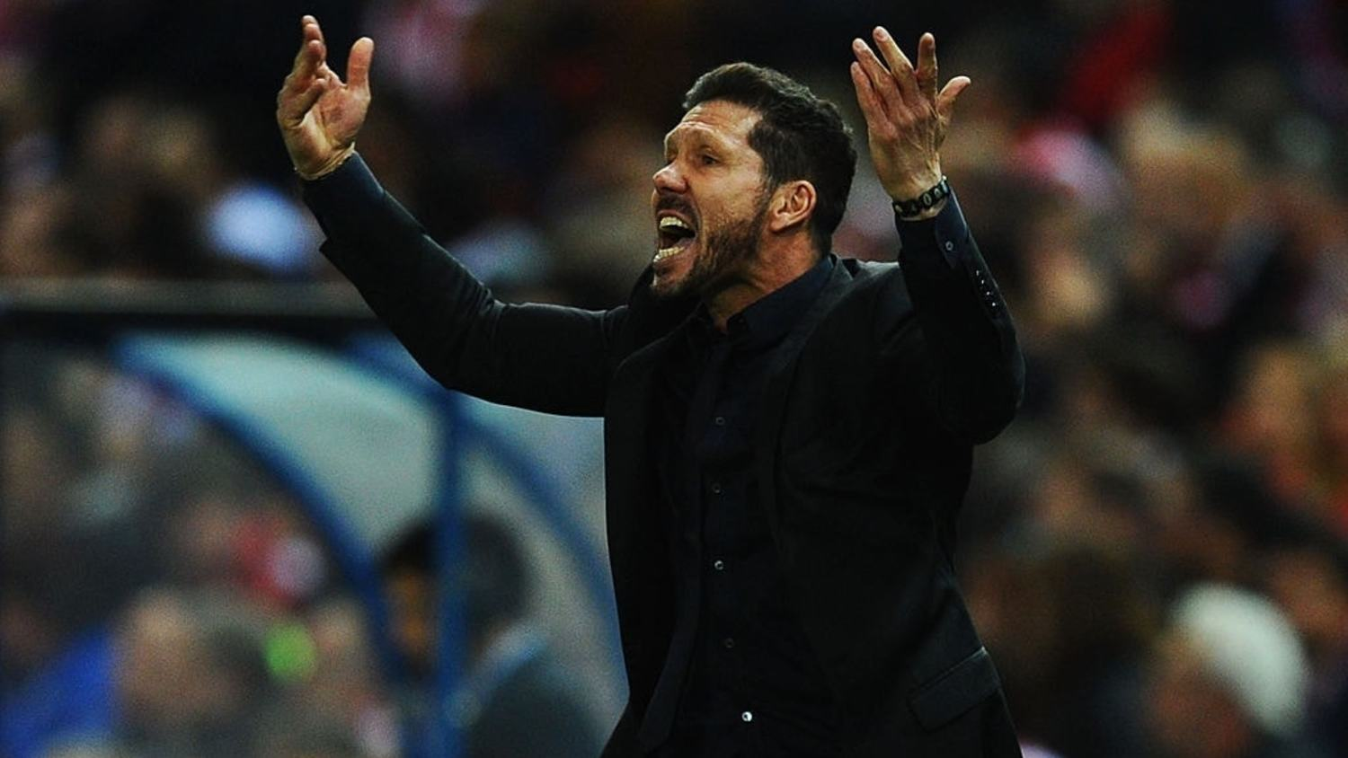 Simeone's Atletico Madrid: Aggressive, disciplined, but not defensive