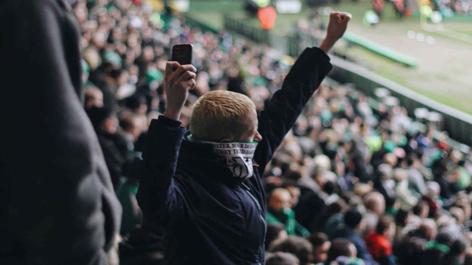 Glasgow's Green & White: Celtic's Green Brigade