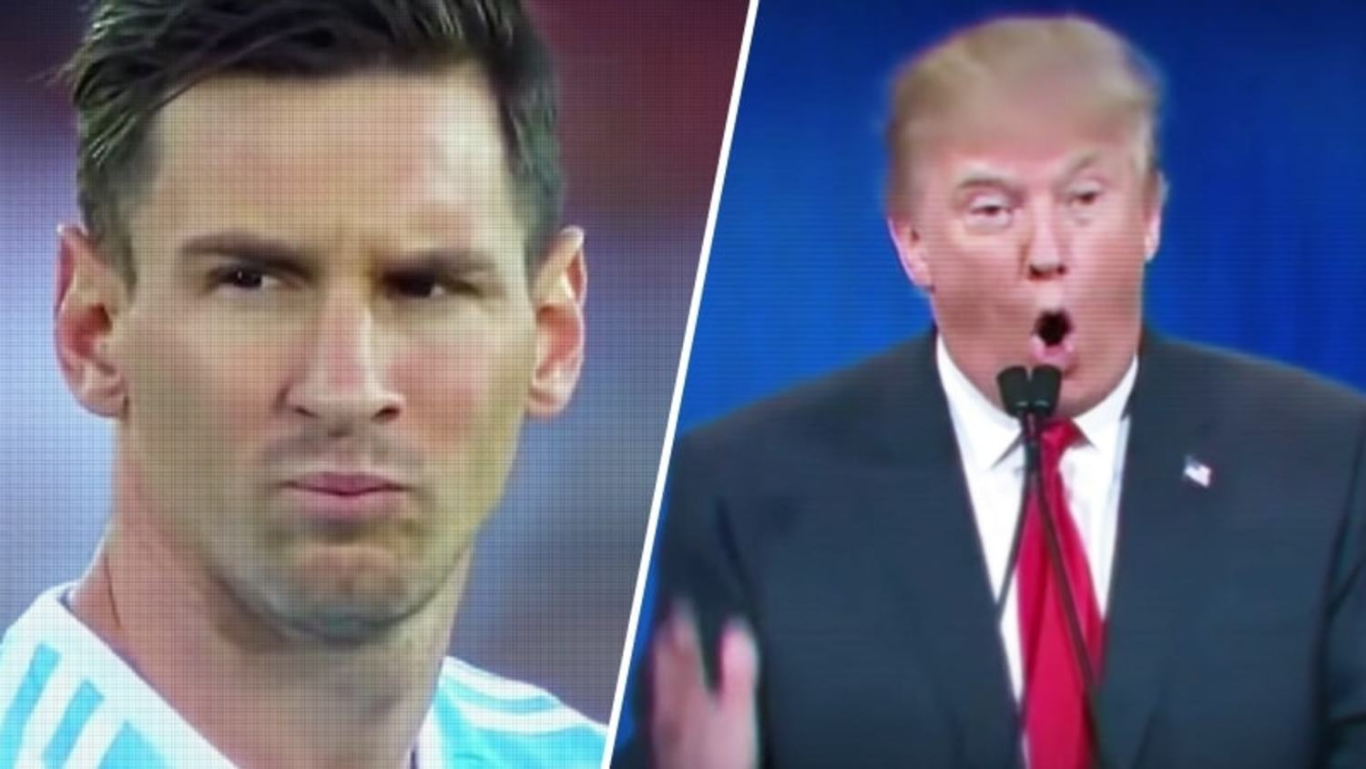 Argentina TV Channel Mocks Donald Trump in Hilarious Copa Centenario Video!