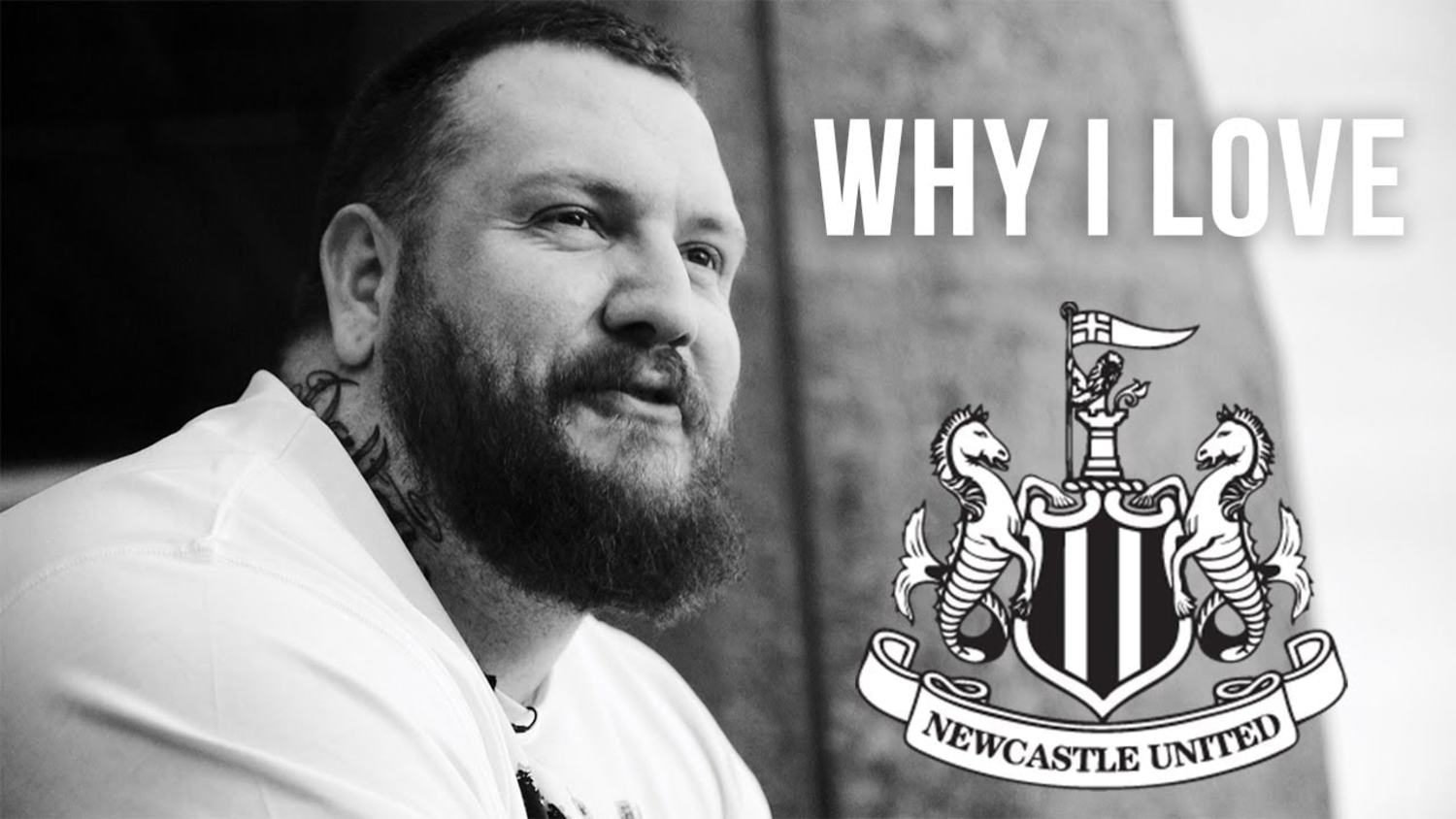 Why I Love Newcastle United FC with True Geordie