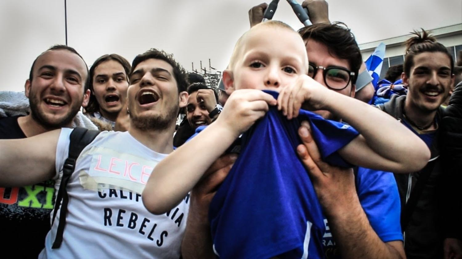 From Milan to Leicester: 2,000 Miles to Celebrate Football's Biggest Day