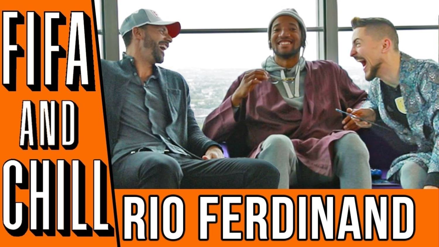 FIFA and Chill with Rio Ferdinand: On Man United, England & more!