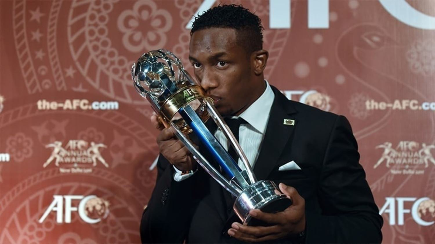 Ahmed Khalil named as Asian Player of the Year