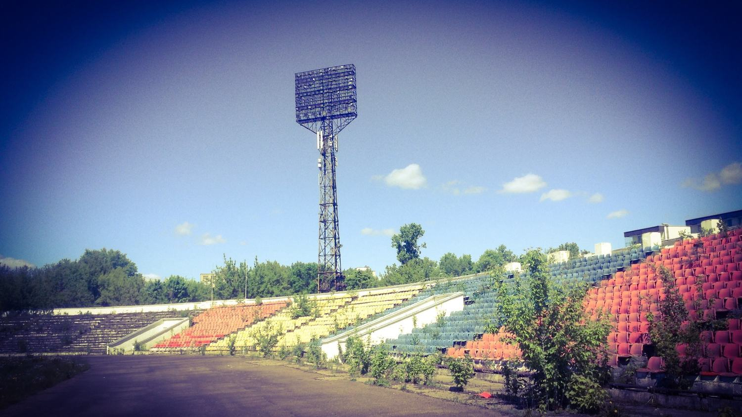 Zalgiris Stadium – A Monument To Soviet Football