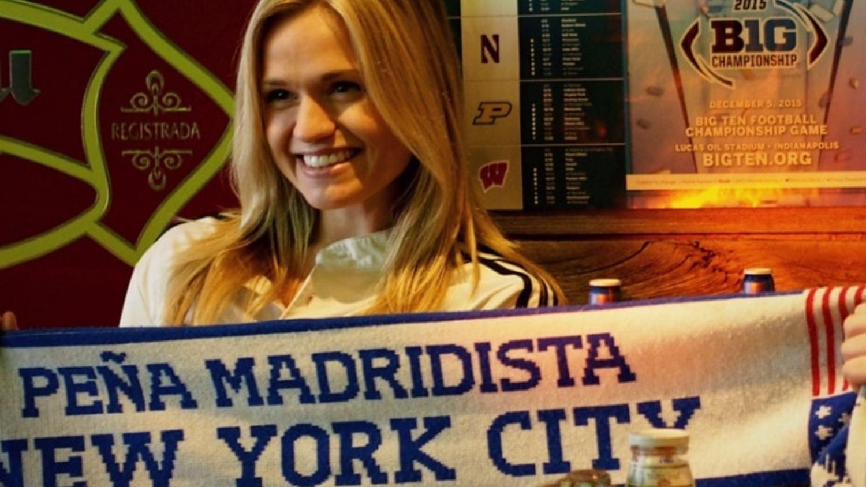 The Madridistas Take Manhattan